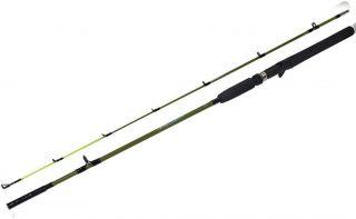 Vara De Pesca Para Molinete Maciça Miller 1,52m 8-17 Lbs 2 Partes Maruri