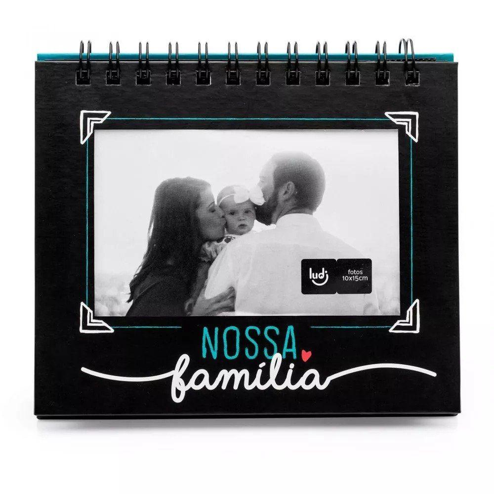 Album Porta Retrato Nossa Familia Ludi