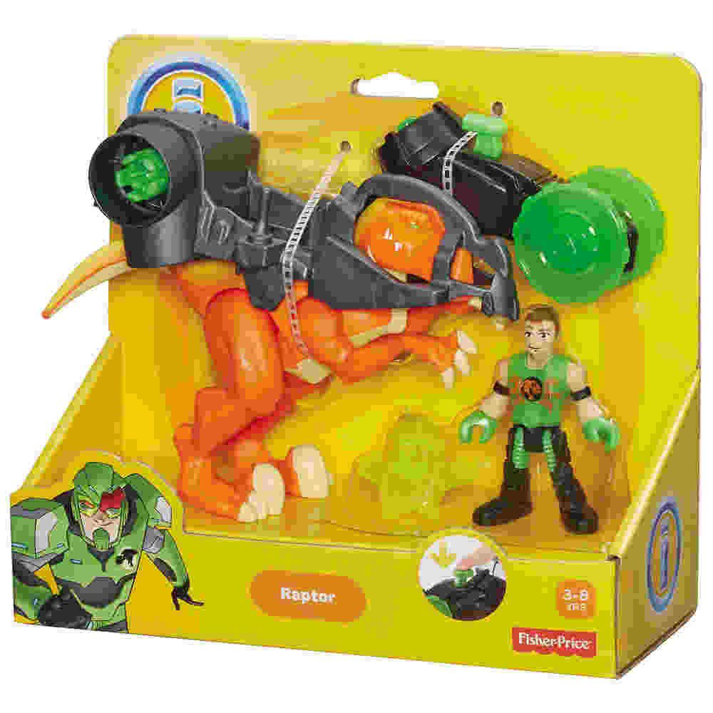 Alossauro Imaginex Fisher Price