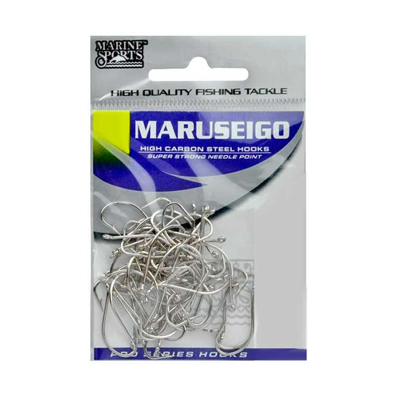 Anzol Maruseigo Nickel 22 Com 25 Marine Sports