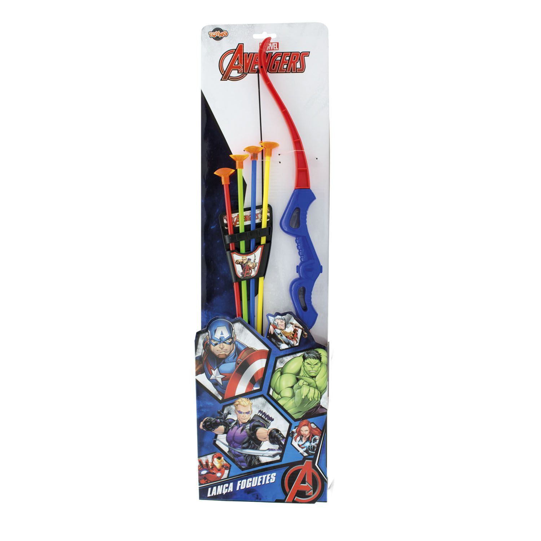 Avengers Arco Lança Foguete Toyng