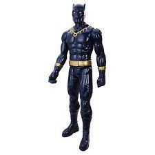 Avengers Boneco Titan Pantera Negra Hasbro
