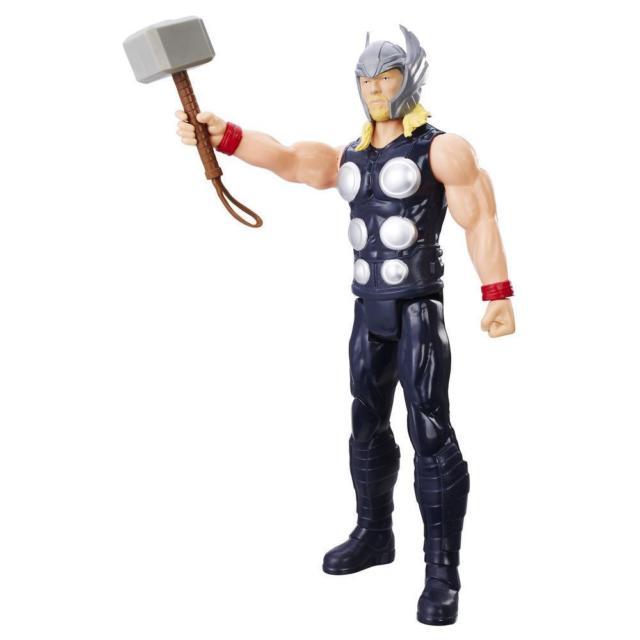 Avengers Boneco Titan Thor Hasbro