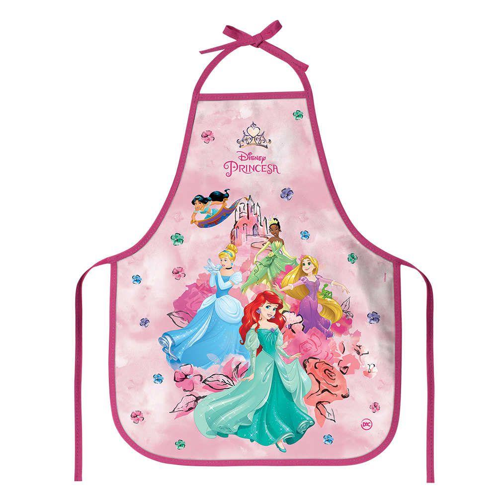 Avental Infantil Princesas Dac