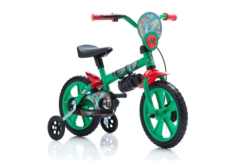 Bicicleta Aro 12 Dragon Bike Tateti
