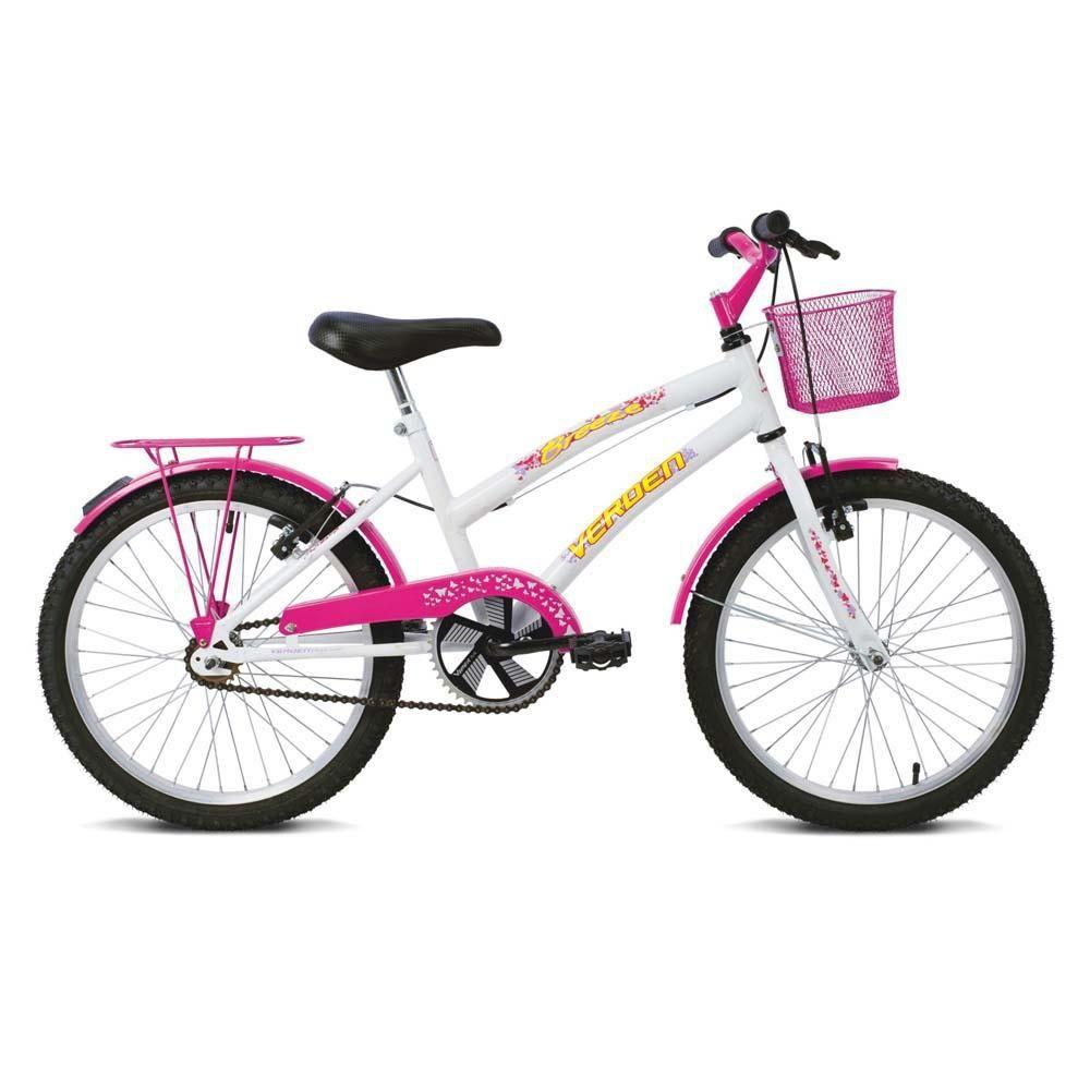 Bicicleta Aro 20 Feminina Breeze Verden