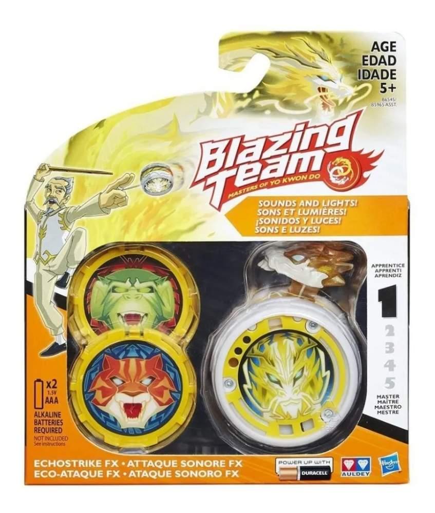 Blazing Team Ioio Echostrike Hasbro