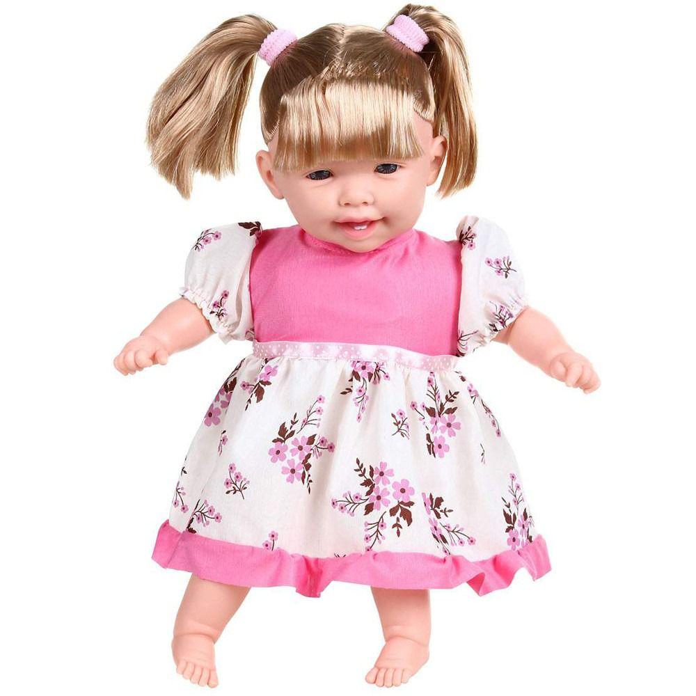 Boneca Anne Cante Comigo C/C Super Toys