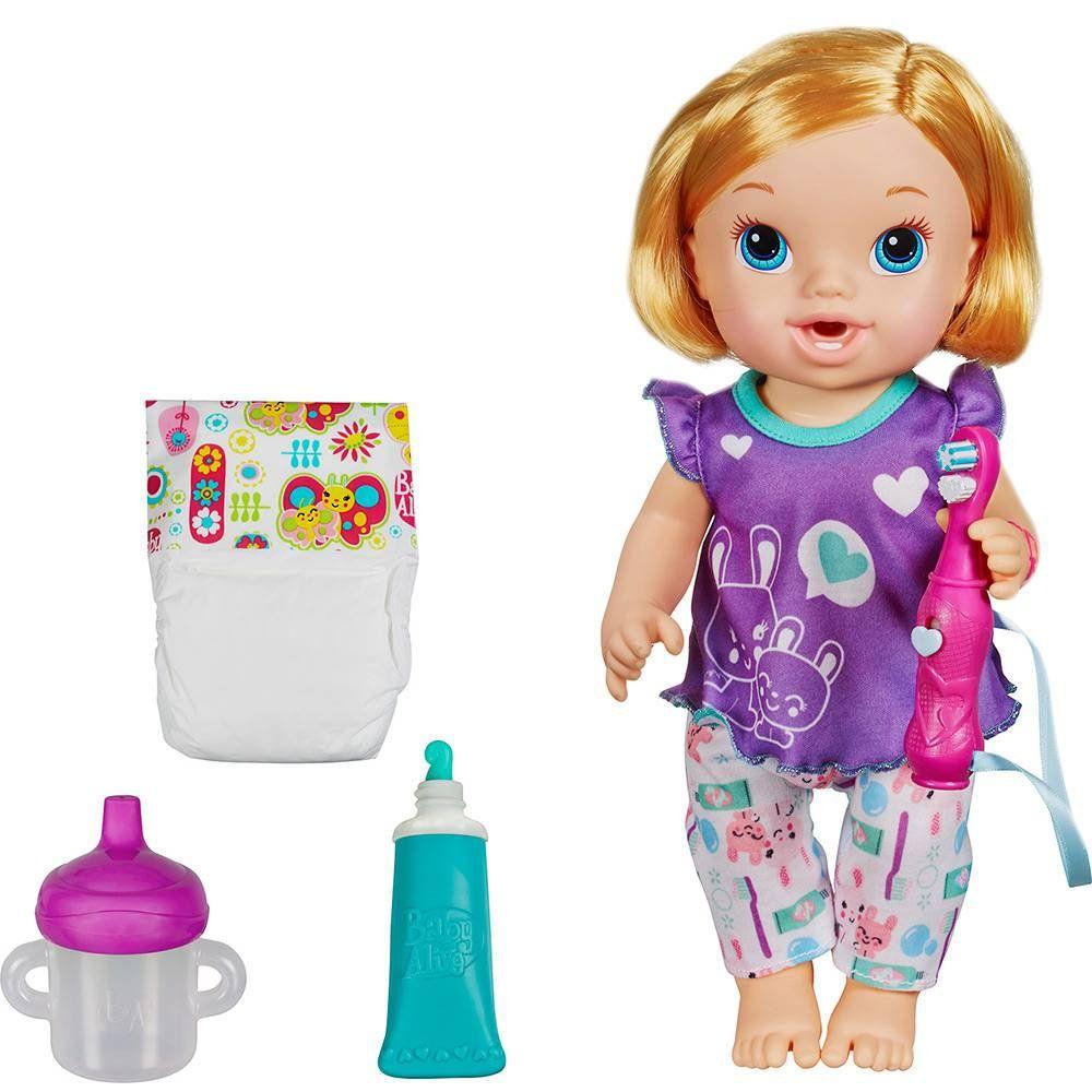 Boneca Baby Alive Bons Sonhos Hasbro