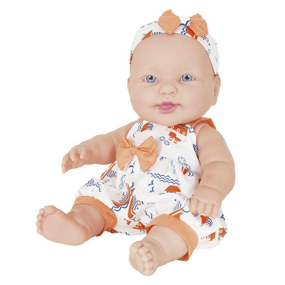 Boneca Baby Junior Bebezinho Cotiplas