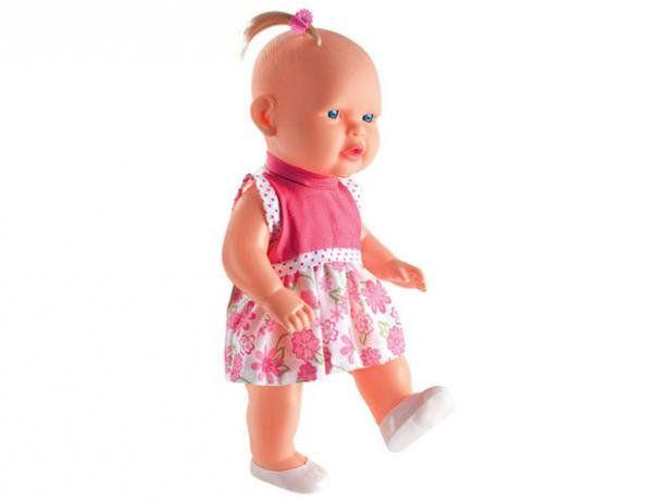 Boneca Bebê Blá Blá Blá 20 Frases Sid Nyl