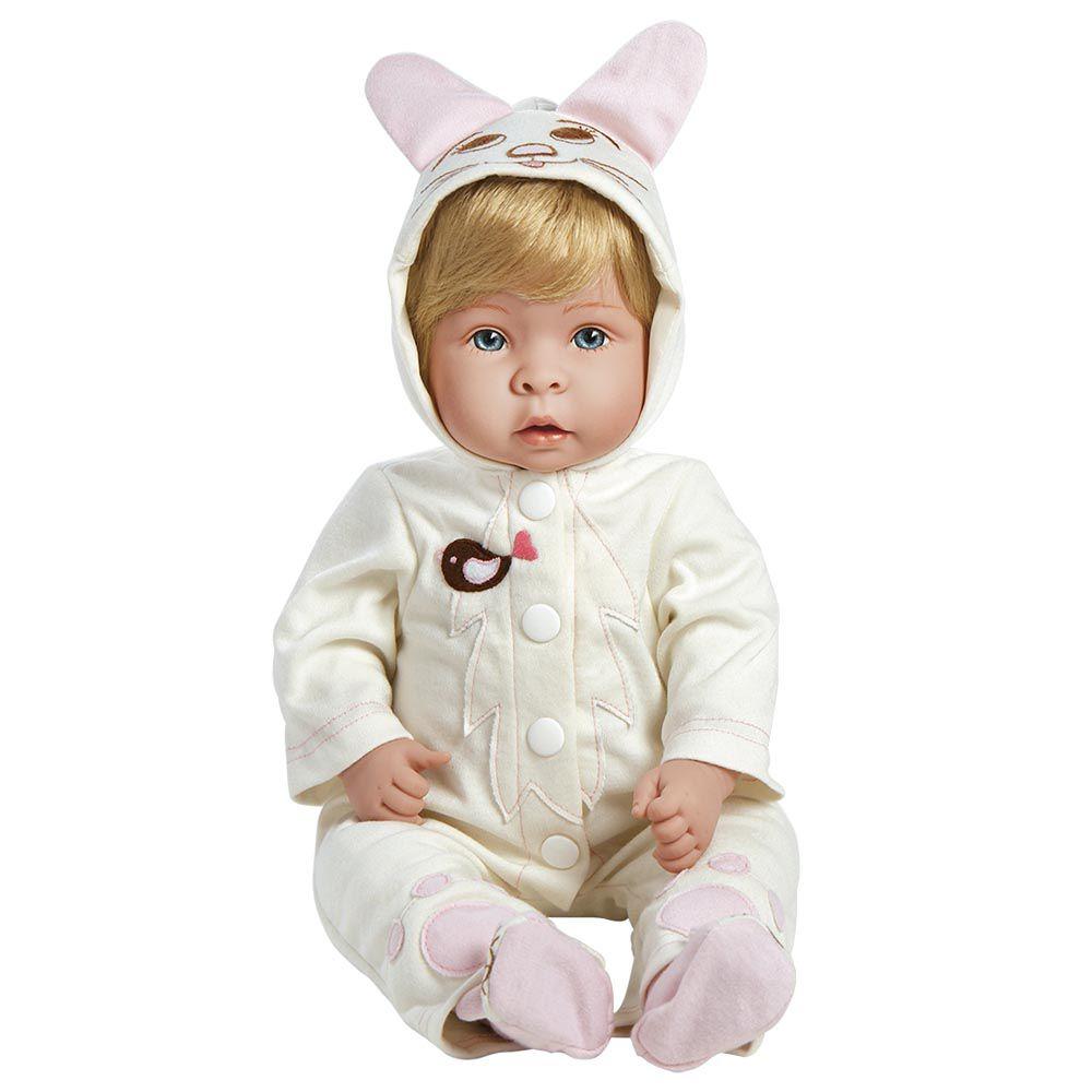 Boneca Bebe Reborn Molly E Fluffy