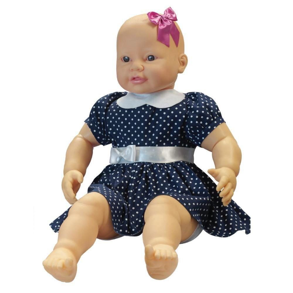 Boneca Bebezao Baby Brink
