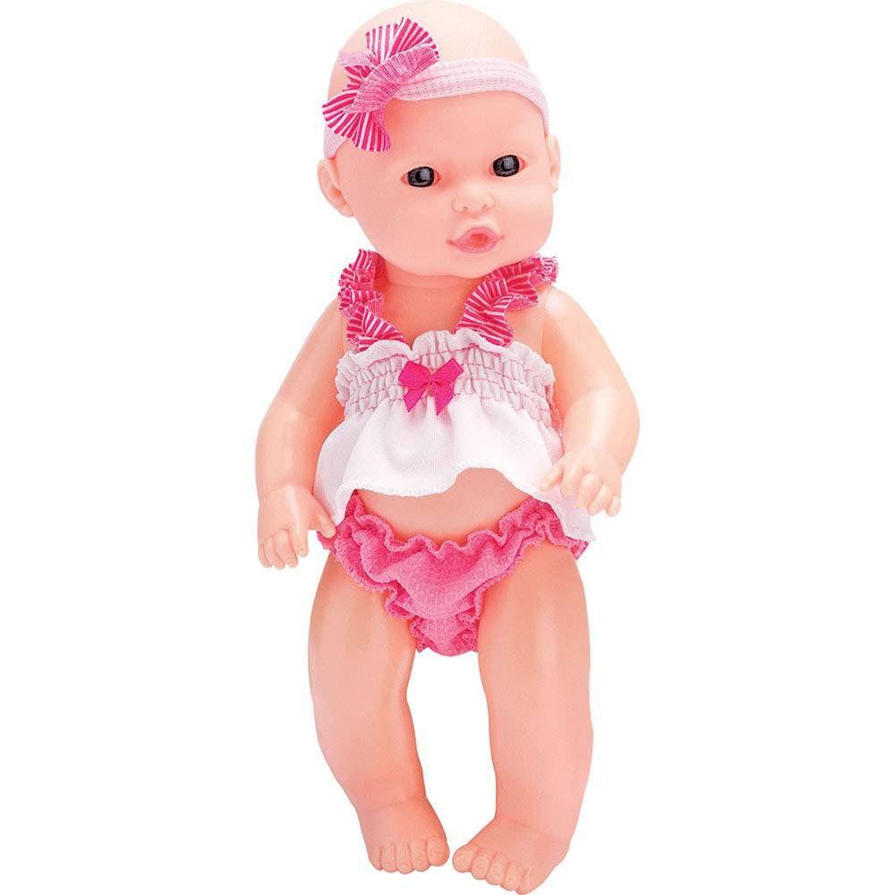 Boneca Cura Baby Sid Nyl