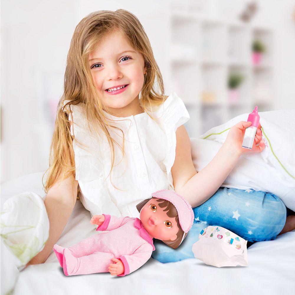 Boneca Dora Hora De Dormir Bambola