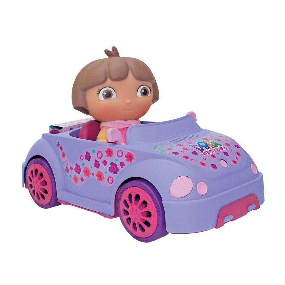 Boneca Dora Passeio Multibrink