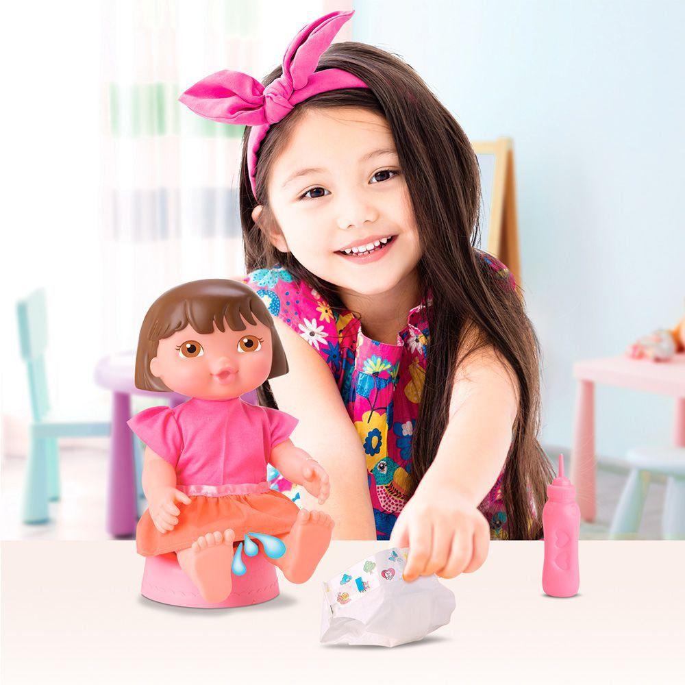 Boneca Dora Xixi Bambola