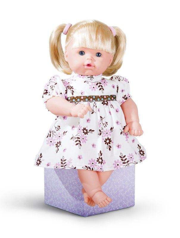 Boneca Helena Conta Historia C/Cabelo Super Toys
