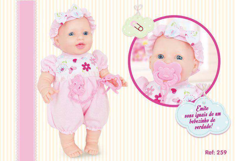 Boneca Isabelle Super Toys