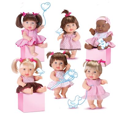 Boneca Mini Mudinhas Special Divertidas