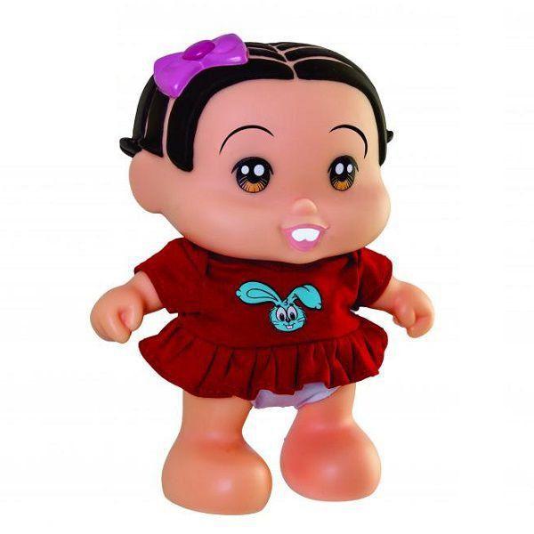 Boneca Monica Turma Da Monica Adijomar