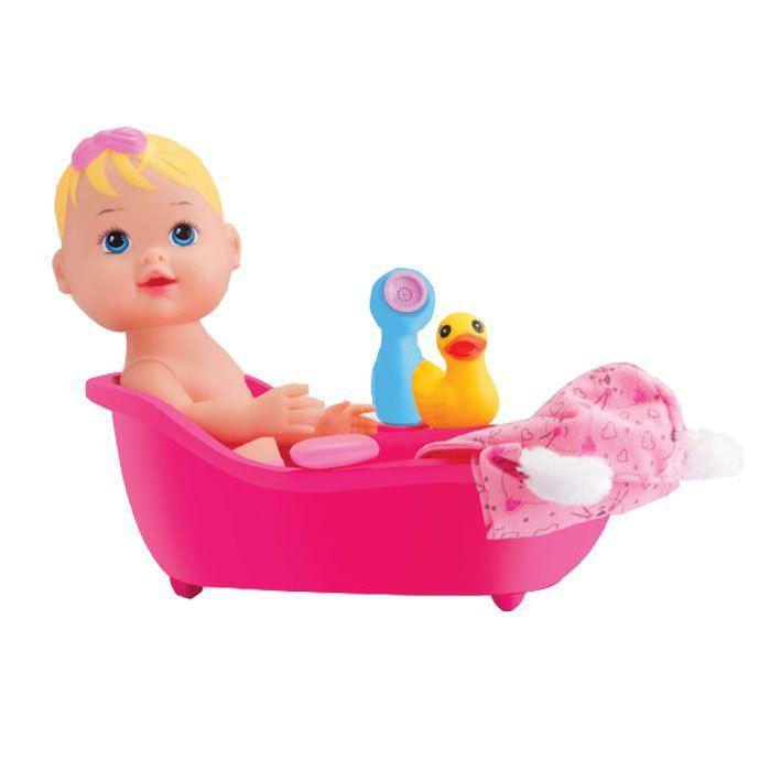 Boneca My Little Banho Diver Toys