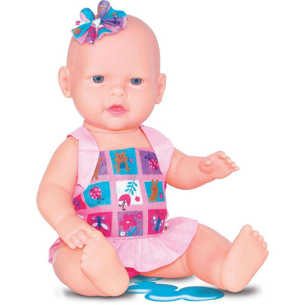 Boneca Tekinha Sorinho Sid Nyl