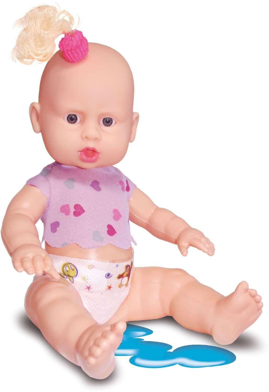 Boneca Xixizinho Baby Mama E Faz Xixi Com Acessorio Na Caixa