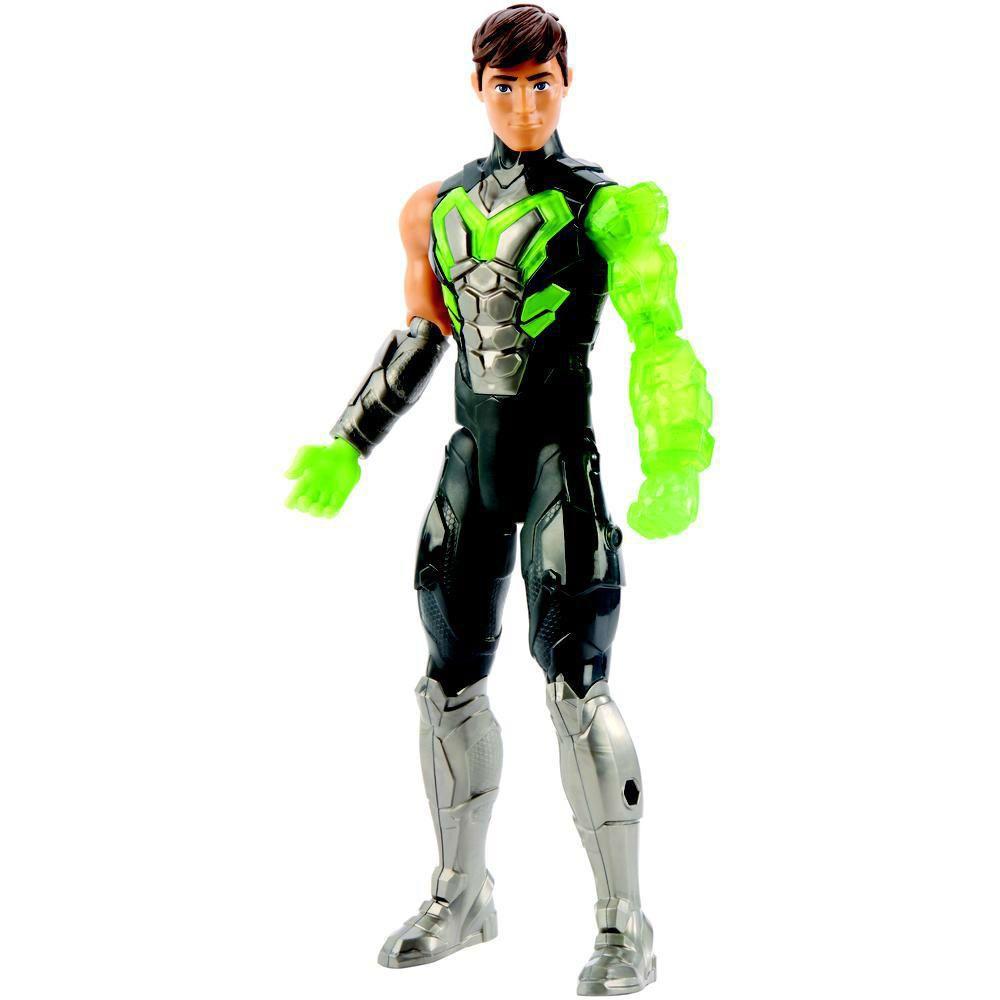 Boneco Max Steel Figuras Basicas
