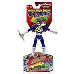 Boneco Power Rangers Dino Charge Azul Sunny