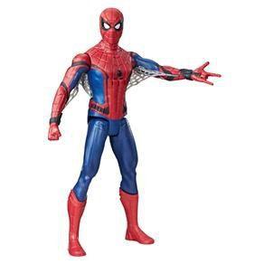 Boneco Spider Man Eletronica Homem