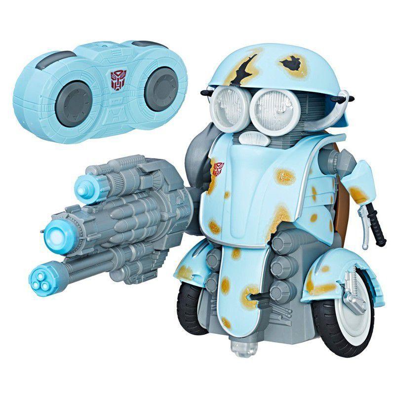 Boneco Transformers Robot Sqweeks