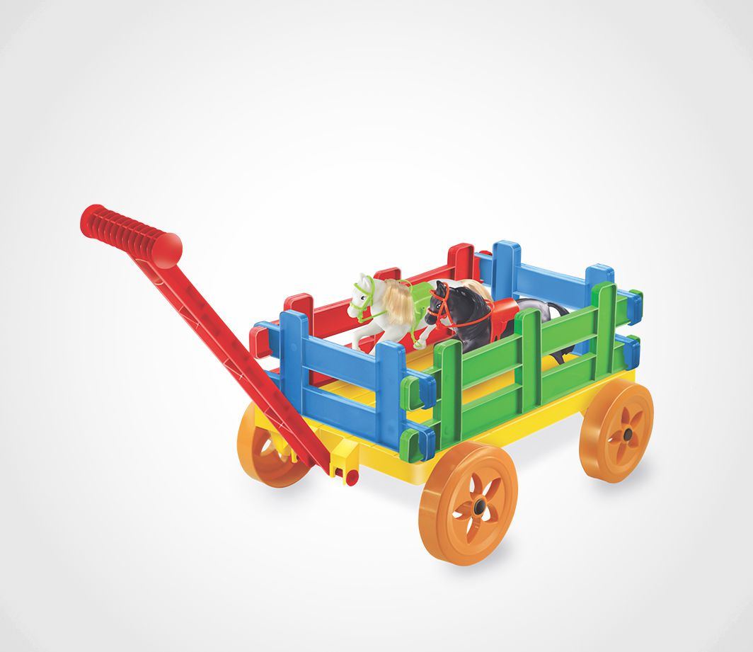 Brinquedo Big Horse Troller Lider