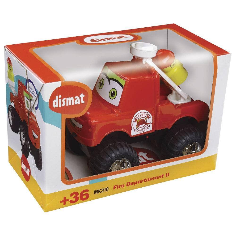 Brinquedo Fire Departmant Dismat