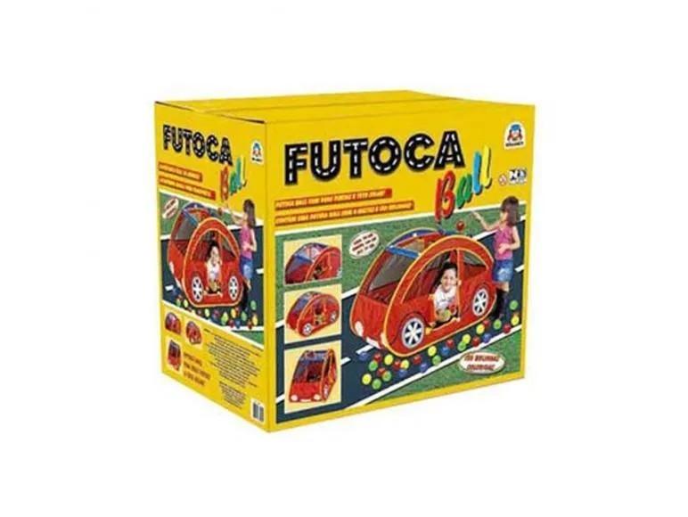 Brinquedo Futoca Ball Com 150 Bolinhas Braskit