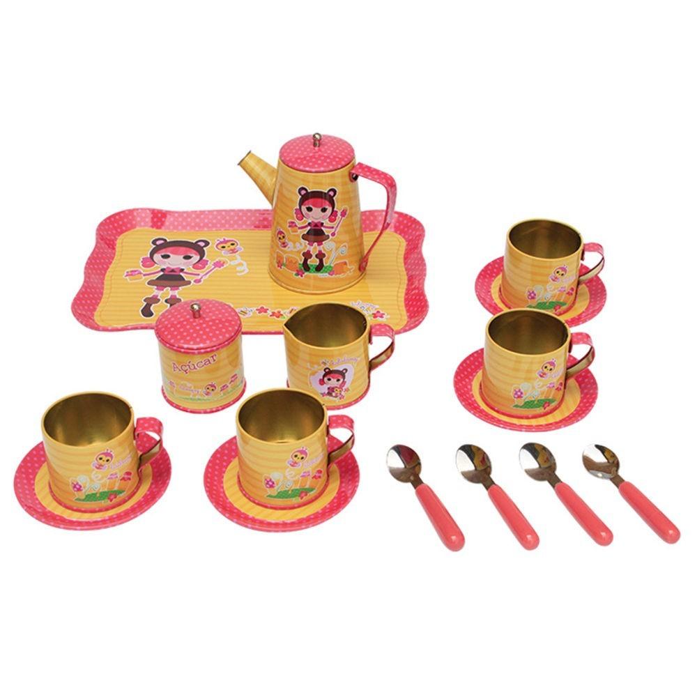 Brinquedo Jogo De Cafe Lalaloopsy Braskit
