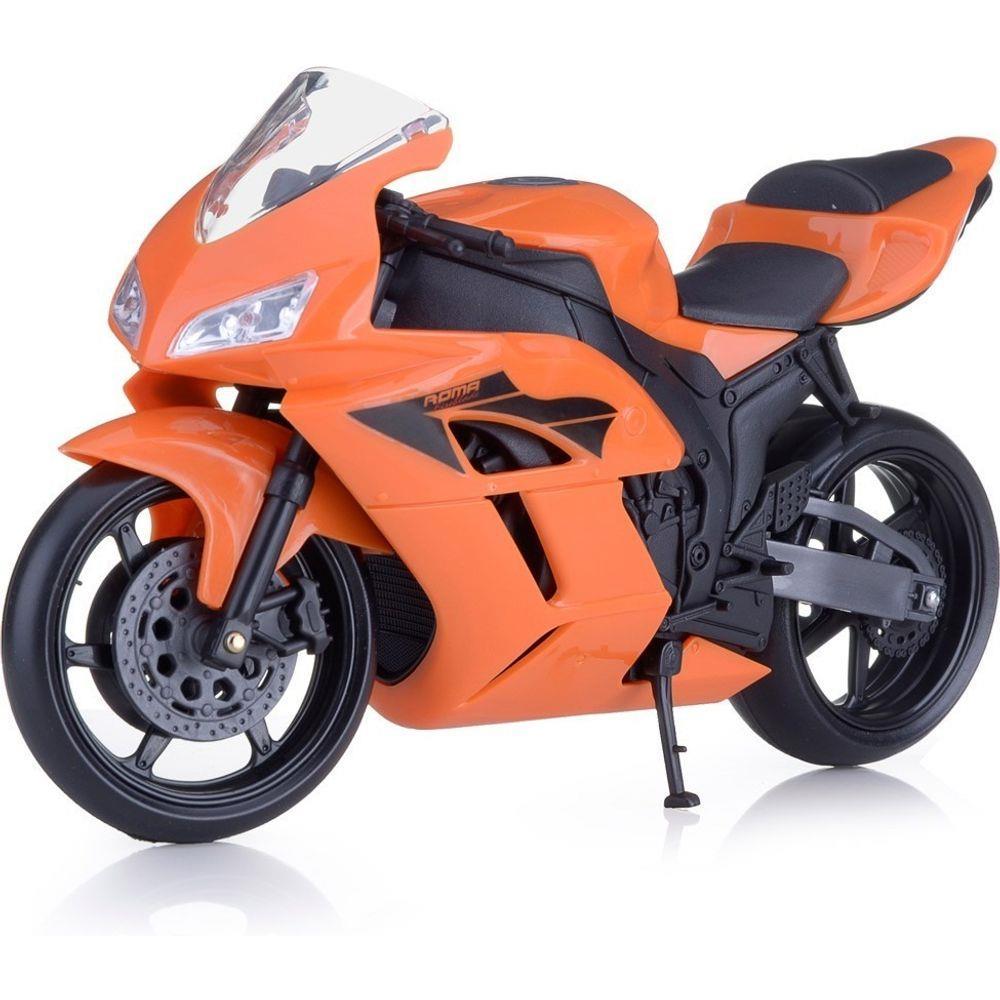 Brinquedo Moto Racing Roma