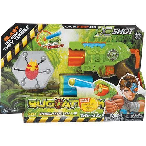 Bug Attack Predator 3 Disparos Candide