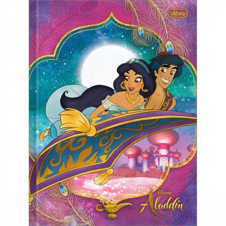Caderno Brochura C/D 80 Folhas Aladdin Tilibra