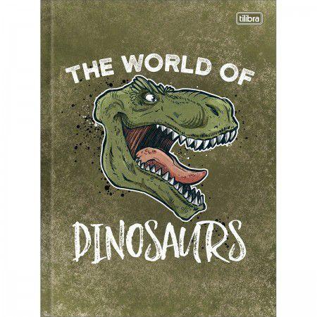 Caderno Brochurao C/D 80 Folhas Raptor Tilibra