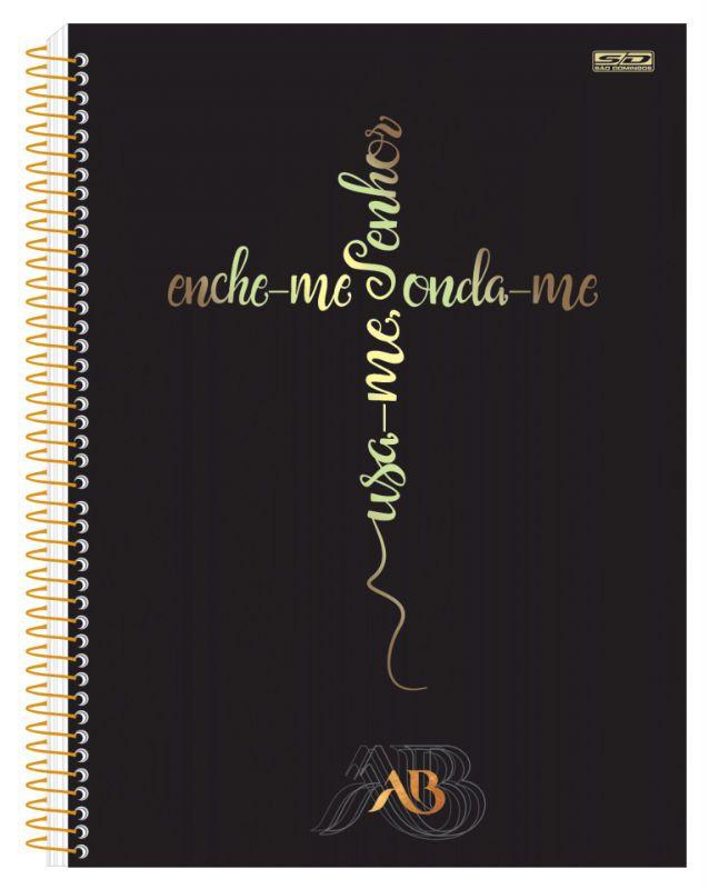 Caderno C/D 01 Materia Aline Barros Sao Domingos