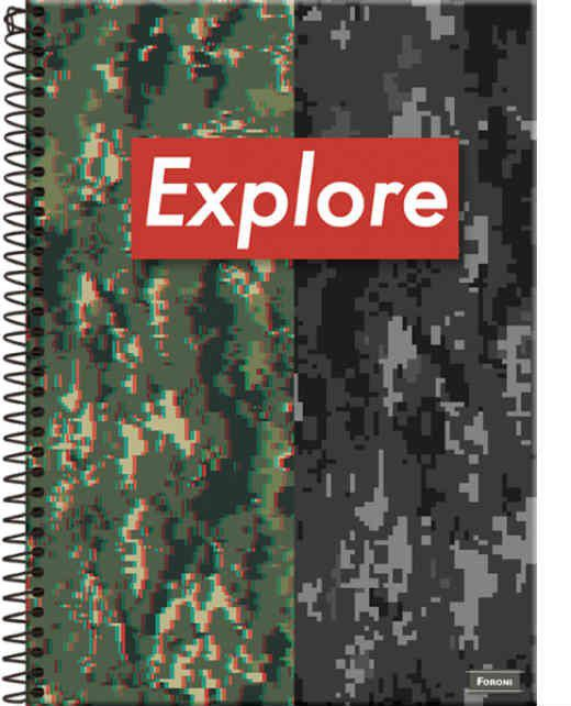 Caderno C/D 01 Materia Venture Foroni