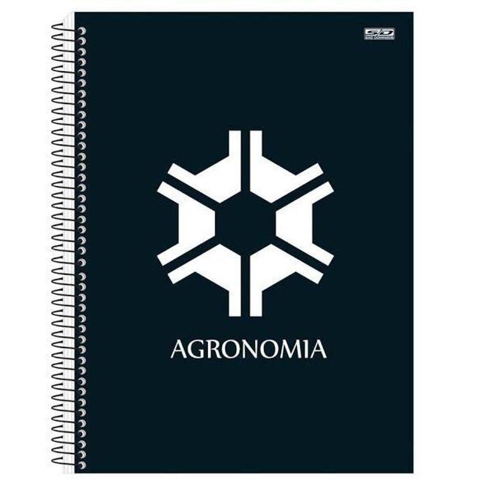 Caderno C/D 10 Materias Agronomia Sao Domingos