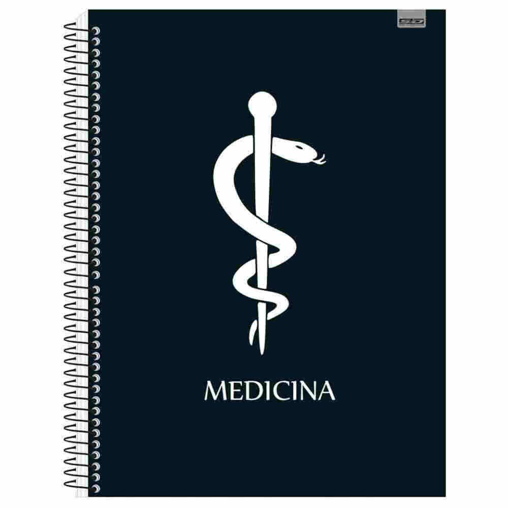 Caderno C/D 10 Materias Medicina Sao Domingos