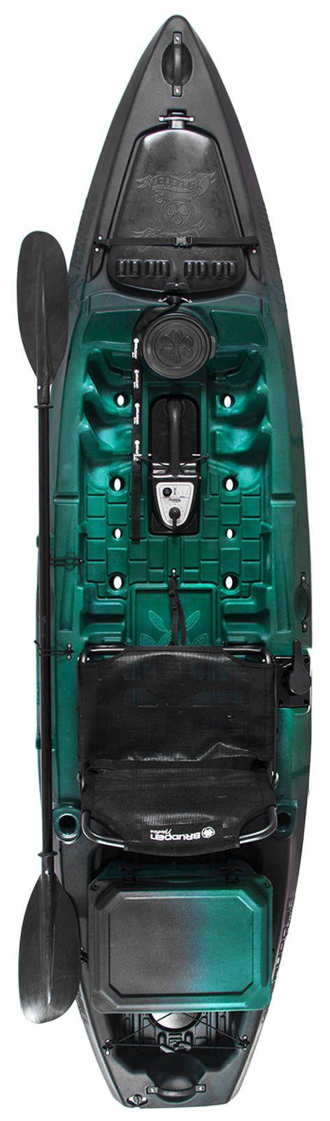 Caiaque Samurai Fishing Thunder Combo Com Motor Eletrico e Caixa Termica Brudden