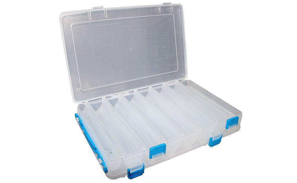 Caixa Para Iscas Pesca Duplo Lado Multi Box H488 Maruri