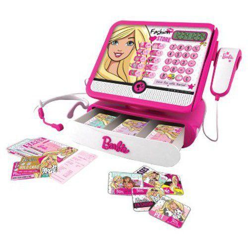 Caixa Registradora Fashion Store Barbie