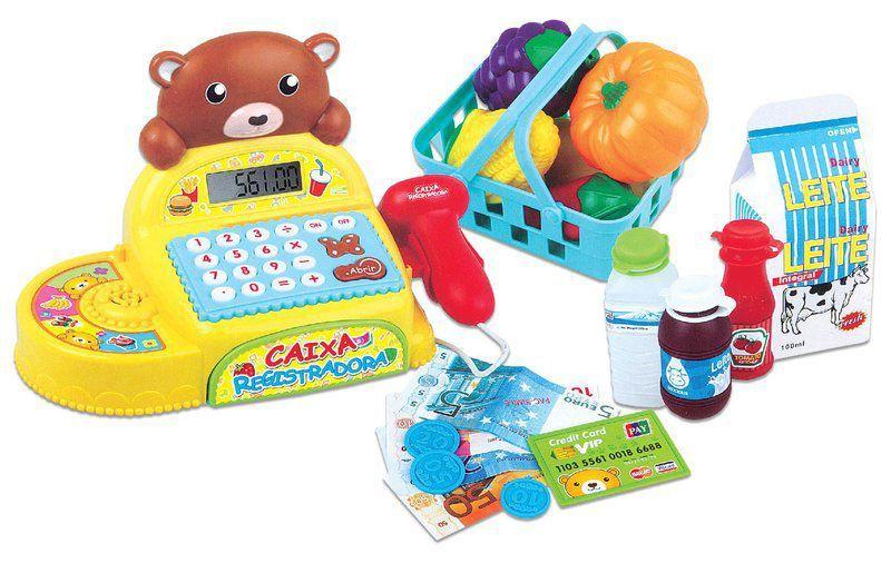Caixa Registradora Urso Rc-228 Fênix