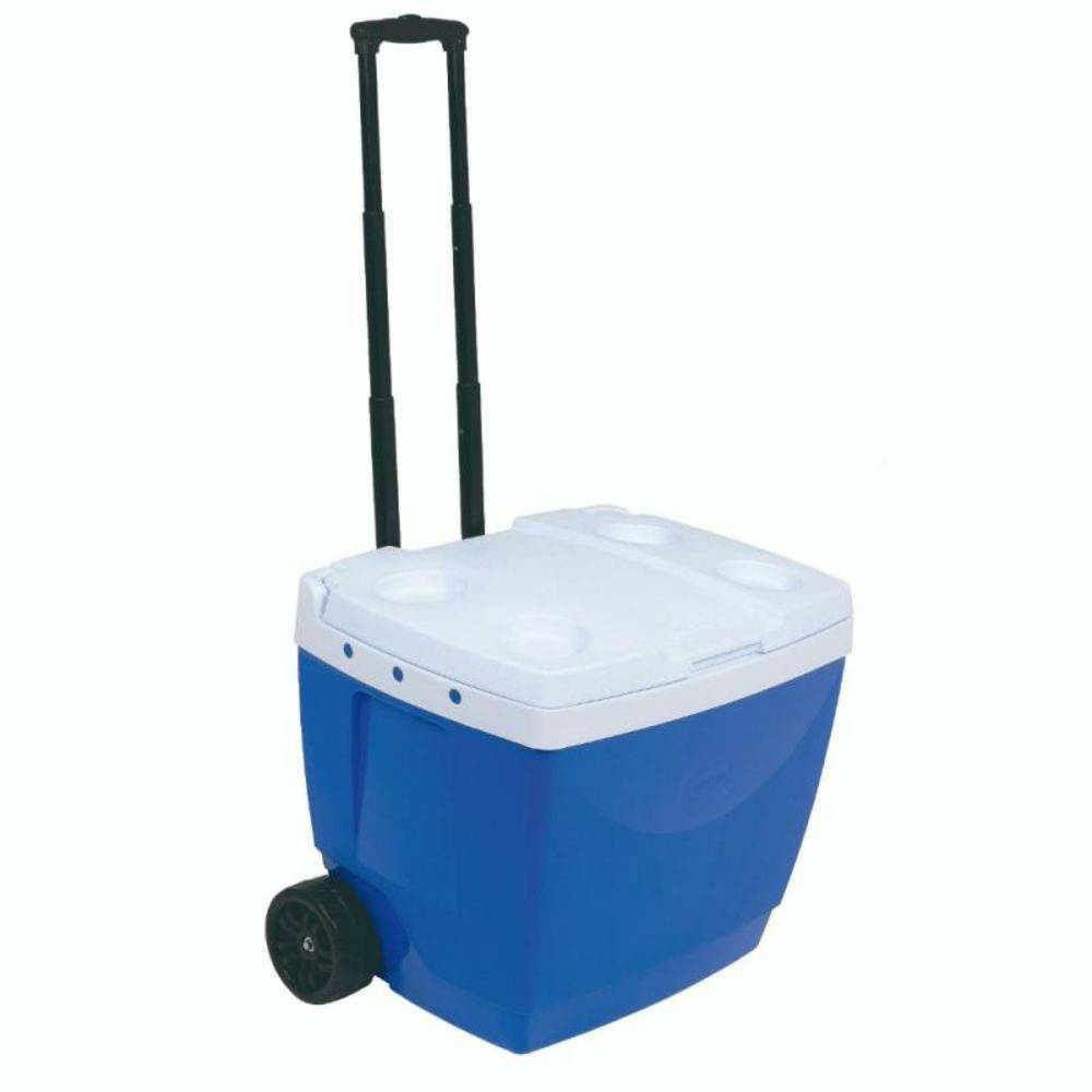 Caixa Termica 42 Litros Azul Mor