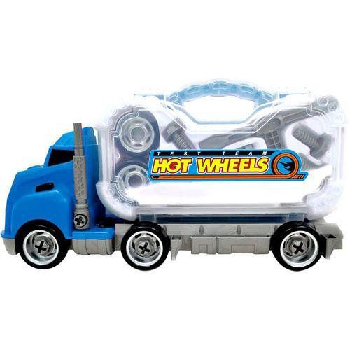 Caminhao Hot Wheels Ferramentas Funny